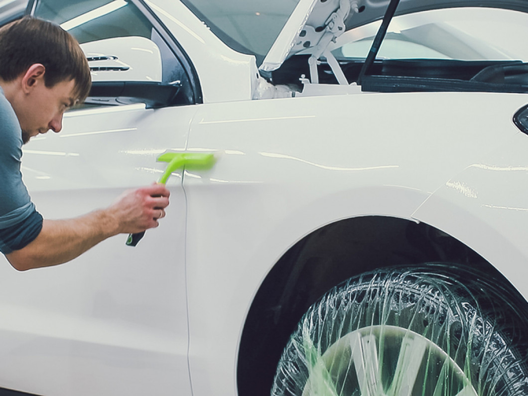 3 benefits to applying a paint protection film on your vehicle